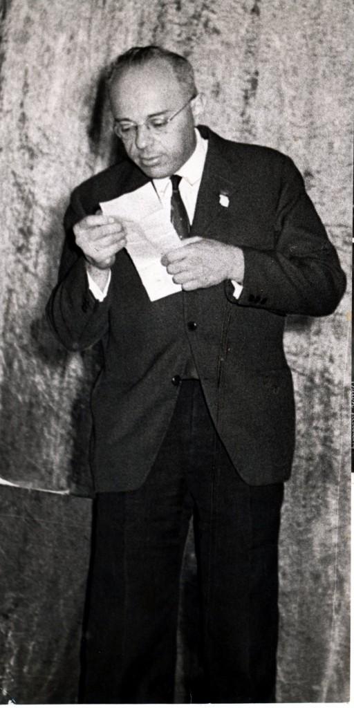 Stanislaw Lem, Moscow 1965