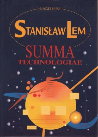 Summa Technologiae Czech Magnet Press 1995