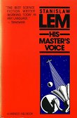 his masters voice stanislaw lem cover